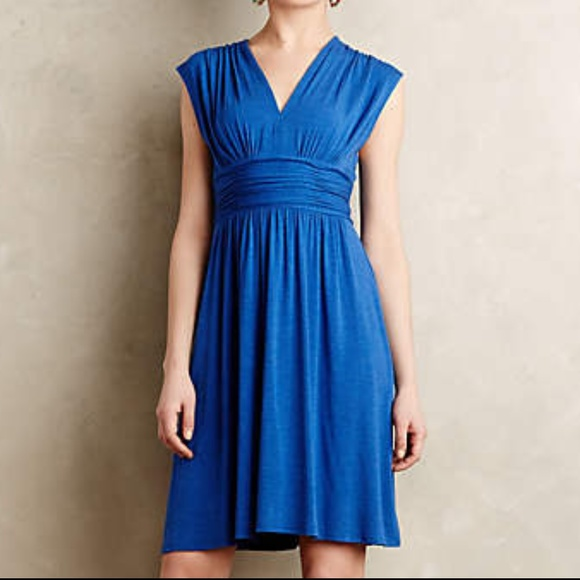 Anthropologie Dresses & Skirts - Anthro Tracey Reese Dancette Dress blue